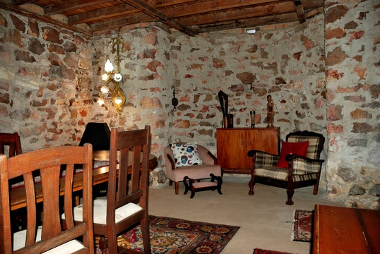 Swellendam Accommodation Braeside Guest House - Games Room/Winecellar