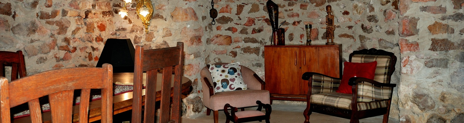 Swellendam Accommodation Braeside Guest House - Games Room/Wine Cellar