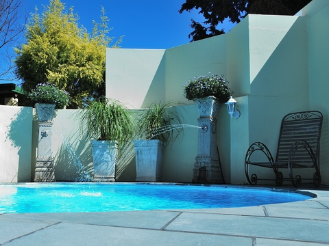Swellendam Accommodation Braeside Guest House - Swimming Pool