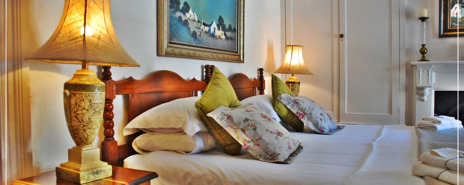 Braeside Accomodation Swellendam - Elizabeth Room