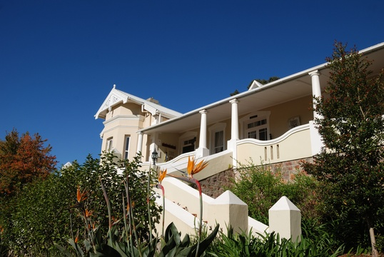 Swellendam Accommodation Braeside Guest House Heritage Accommodation