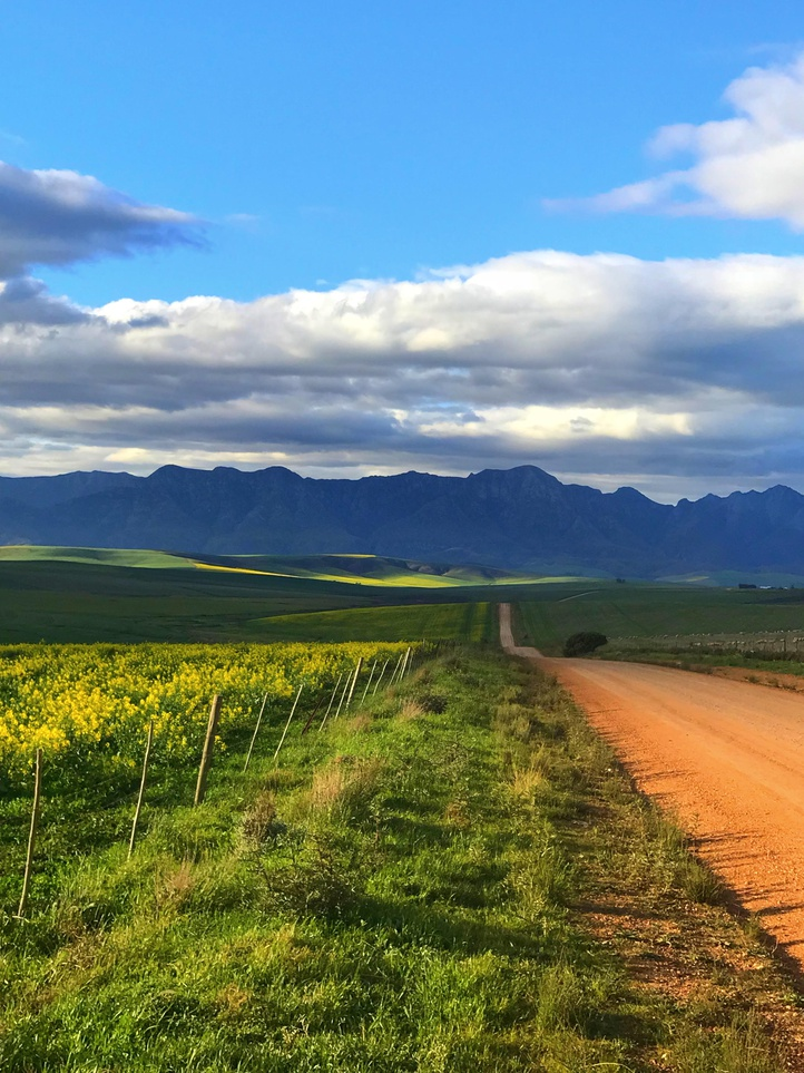 Braeside Spring Special, Spring in Swellendam and the Overberg